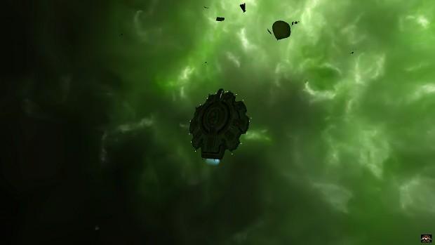 Vortex patroling