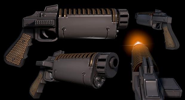 Bryar pistol