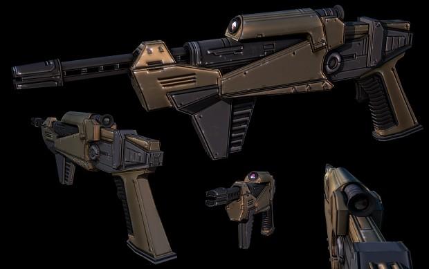 Disruptor Rifle