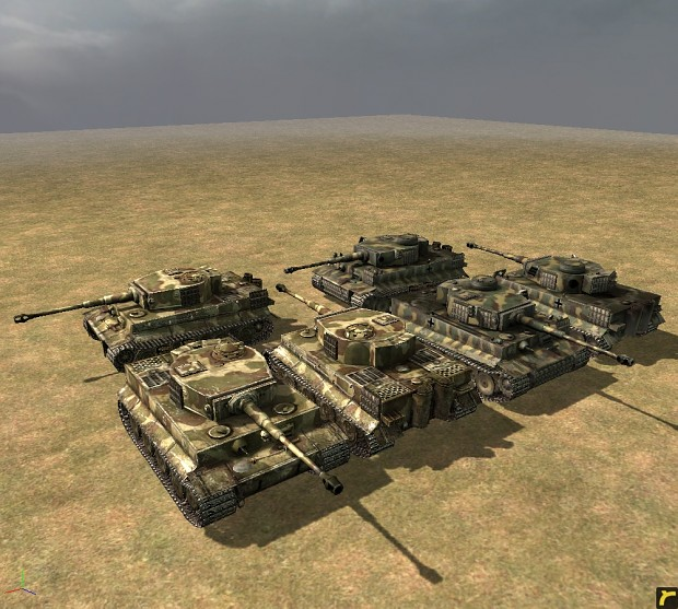 Tiger 1( WH and PE) Current Version