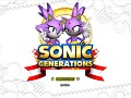 Sonic Generations - Blazy Mix (Sonic Generations)