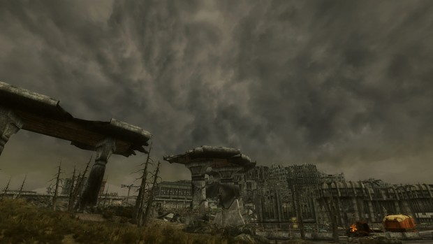 Weather for ENB - URWLENB FO3 mod for Fallout 3 - Mod DB