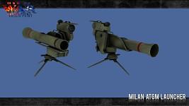 Milan ATGM