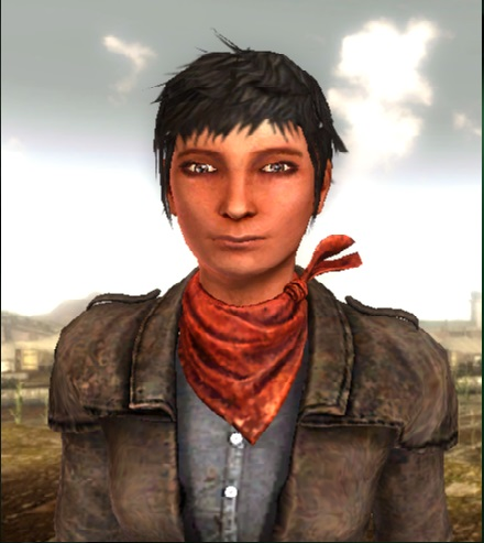 Tandi, First Lady Of The Wasteland!