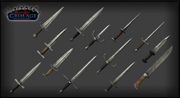 Empire Daggers