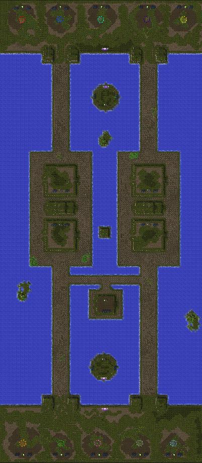 New SH map: Top vs Bottom