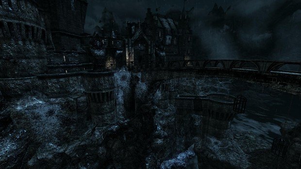 Dark Castle Image Blood Souls Mod For Elder Scrolls V