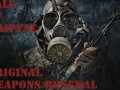 COP Original Weapons Renewal (S.T.A.L.K.E.R.: Call of Pripyat)