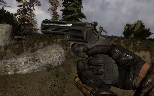 OWR Weapons Addon - MP-412