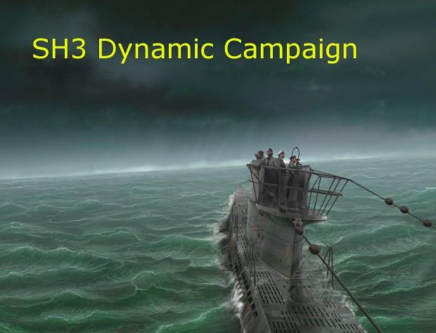 Wallpaper Image Sh3 Dynamic Campaign Mod For Silent Hunter