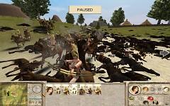 Scythian fighting for settlement