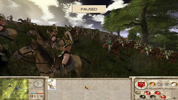 18+ Viewers Only - Amazon Scout Cavalry, testing