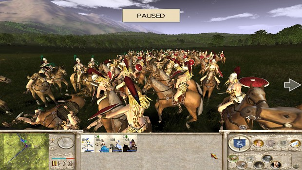18+ Viewers Only - Amazons Total War, Barbarian Cavalry Women, test