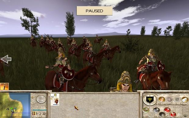 Themiskyran Demi Lancer
