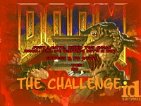 Doom 2 The Challenge mod
