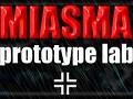 MIASMA Prototype Lab - Secret Weapons Base defence