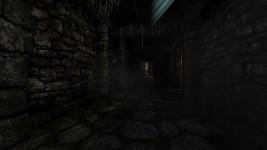 Dungeon corridor