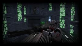 Rebel katarn on Todesstern