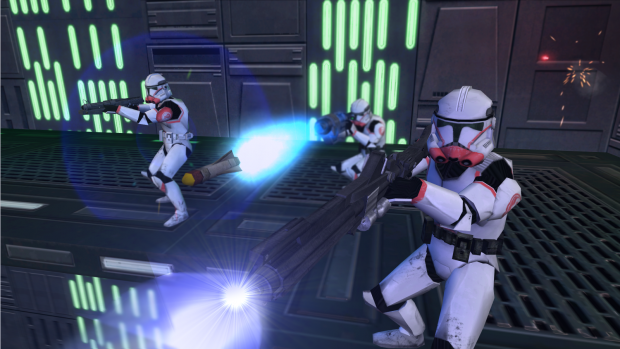 Rebel Katarn On Deathstar Image