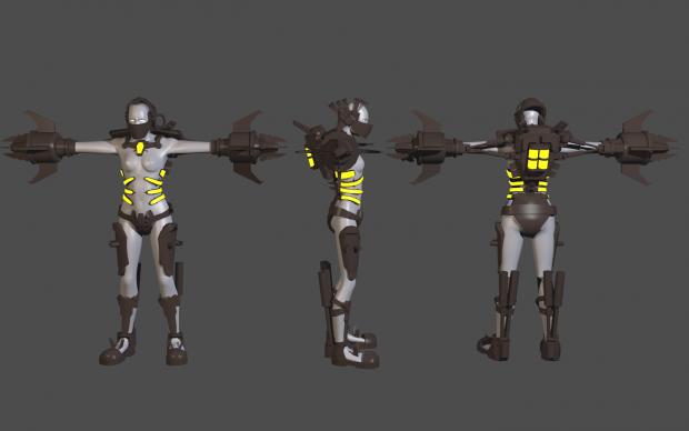 Concept/Development