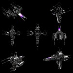 """Vengeance """"frigate"""""""