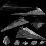 "Imperial ""Imperator"" Star Destroyer I"