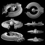 Lucrehulk Class Battleship