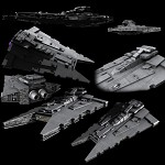 Commission 5: Gladiator Class Star Destroyer