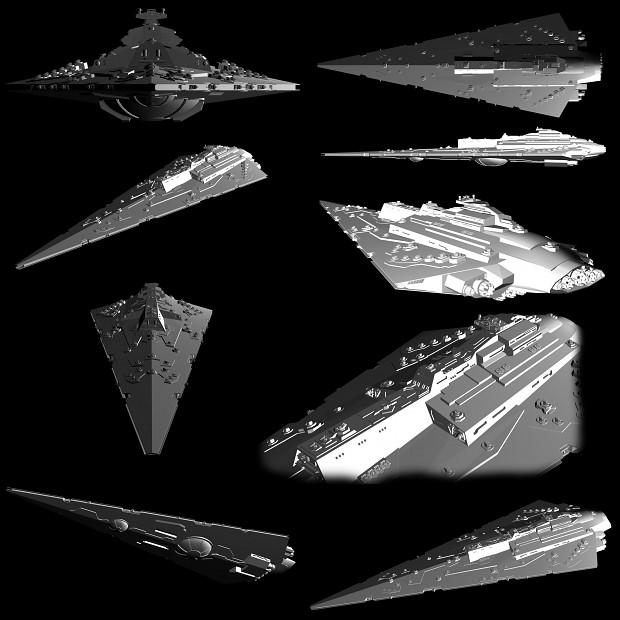 Bellator Star Battlecruiser