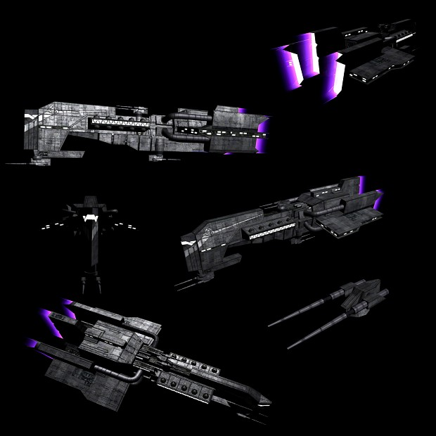 Crusader Gunship, now what it says on the tin
