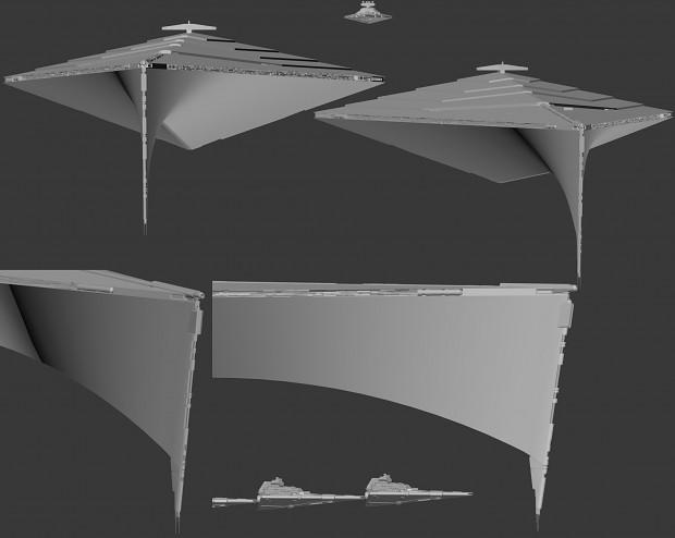 Eclipse superlaser parts