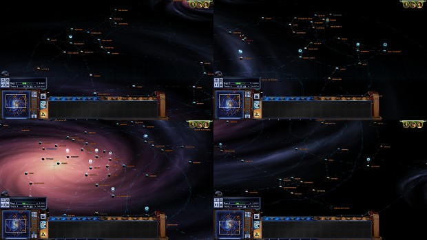 3.1 patch is out! Also, new 146 planet GC map