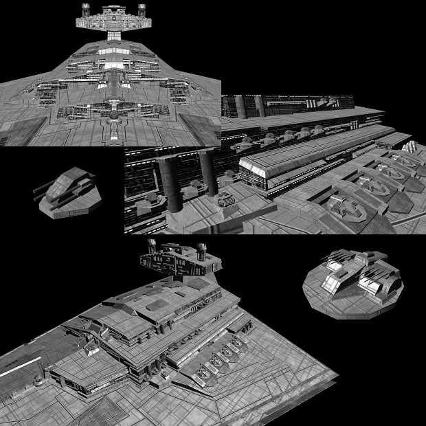 "Imperial ""Imperator"" Star Destroyer II"
