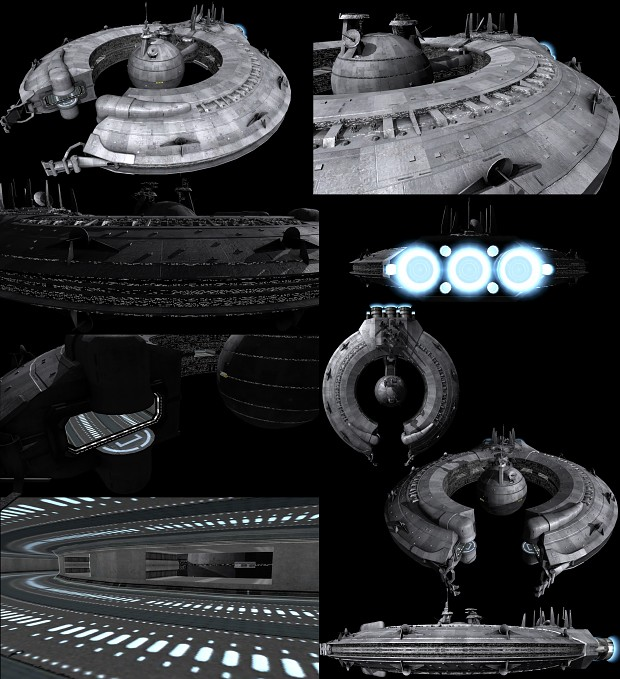 Consortium Tier 5 Warship