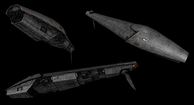 Dauntless cruiser
