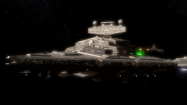 Camera Caché Star Wars : Some more epic screenshots with the new camera image the empire at