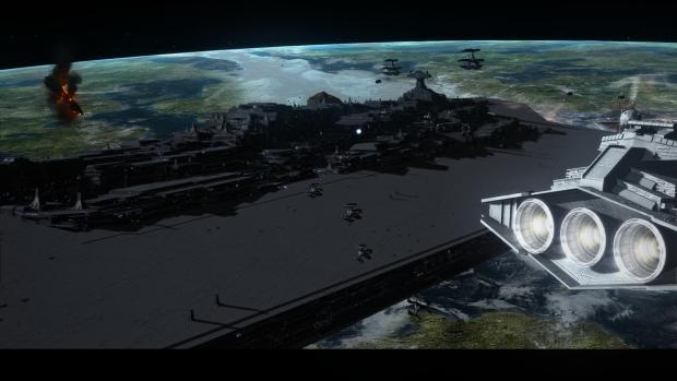 Lite release screenshots image - Empire At War Remake