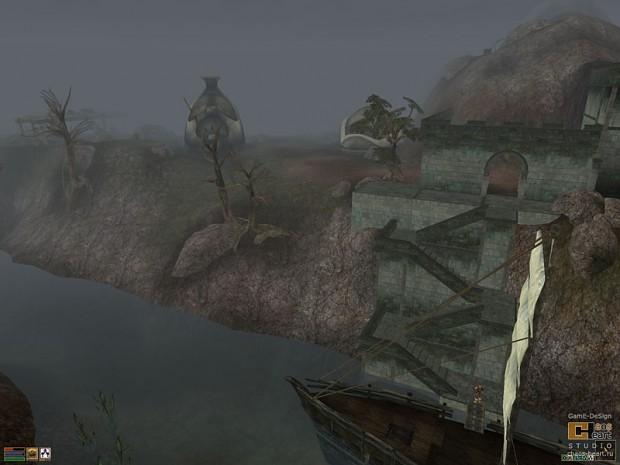 Imperial docks