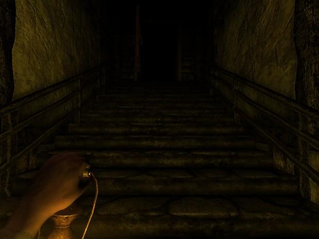 Lost in the Dark In-Game Screenshots