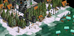 Aoe 2 HD New units and terrain re-skin