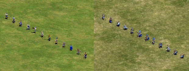 Aoe 2 HD New units and terrain re-skin units pics