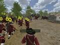 Holy roman empire army