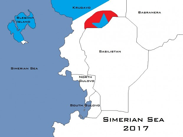 Simerian Sea Region