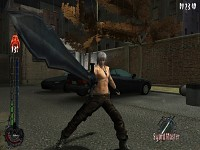 Devil May Cry3 Coatless skin