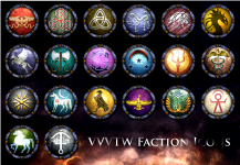 VVVTW Faction Icons