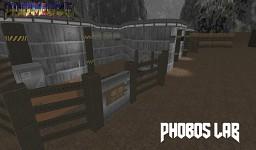 WIP Phobos Lab Exterior