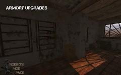 Armory upgrades