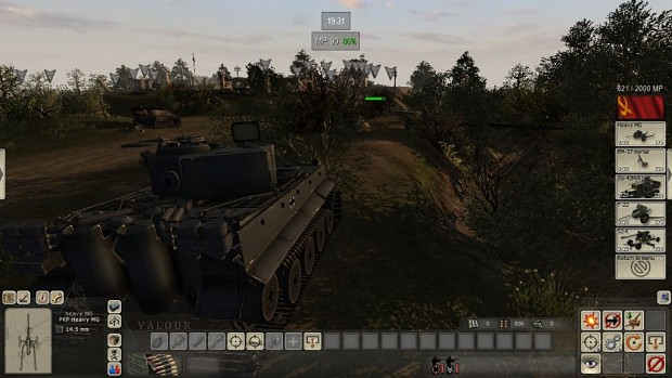 Mod Feature: 'August 1943' - unit test mission