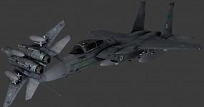 Saudi F-15C