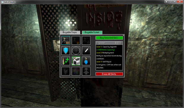 Traps Machine in UGX Mod v1.1